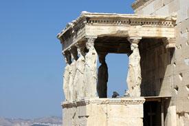 Karyatides_Acropolis_Athens_Greece