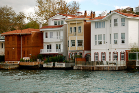 Istanbul_Athens_Vacation_Turkey_Bosporus_Houses
