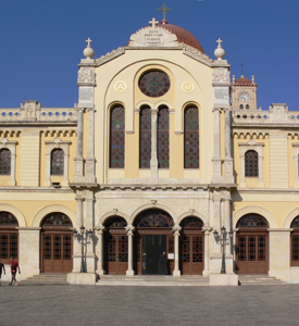 Heraklion_Crete_Island_Greece_The_Cathedral